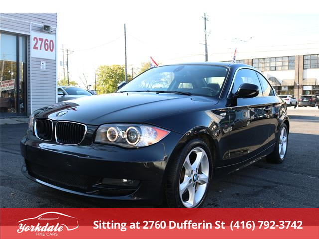 2010 BMW 128i  (Stk: D2 1998) in North York - Image 1 of 23
