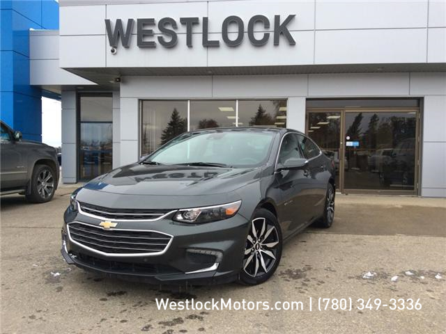 2018 Chevrolet Malibu LT (Stk: P1812) in Westlock - Image 1 of 26