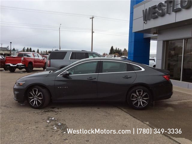 2018 Chevrolet Malibu LT (Stk: P1812) in Westlock - Image 2 of 26