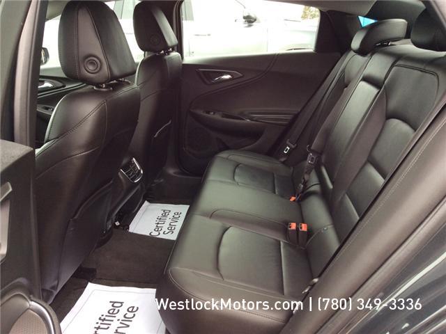 2018 Chevrolet Malibu LT (Stk: P1812) in Westlock - Image 9 of 26