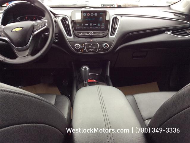 2018 Chevrolet Malibu LT (Stk: P1812) in Westlock - Image 11 of 26