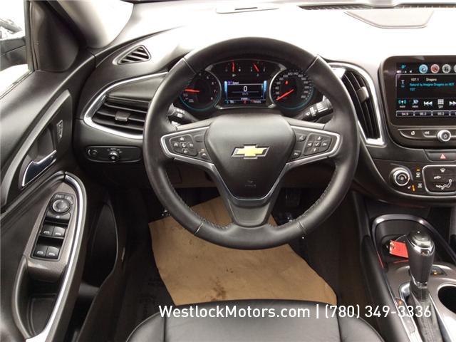 2018 Chevrolet Malibu LT (Stk: P1812) in Westlock - Image 12 of 26