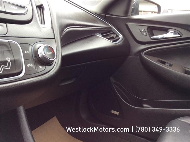 2018 Chevrolet Malibu LT (Stk: P1812) in Westlock - Image 25 of 26