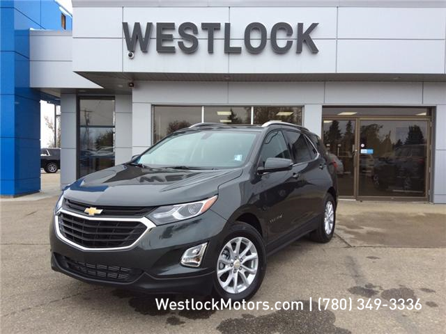 2019 Chevrolet Equinox LT (Stk: 19T25) in Westlock - Image 1 of 23