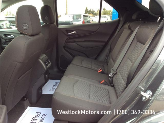 2019 Chevrolet Equinox LT (Stk: 19T25) in Westlock - Image 10 of 23