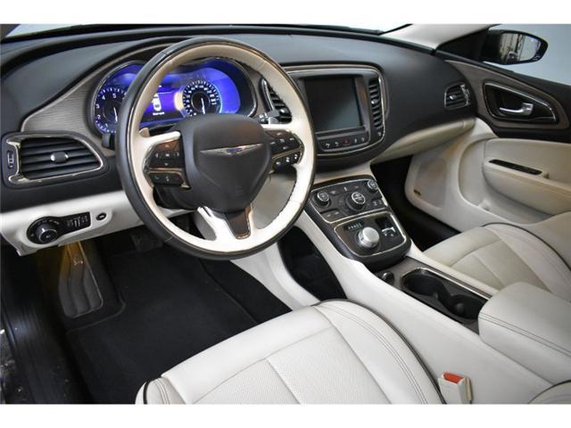 2016 Chrysler 200 C AWD - NAV * BACKUP CAM * SUNROOF (Stk: B2413A) in Kingston - Image 2 of 30