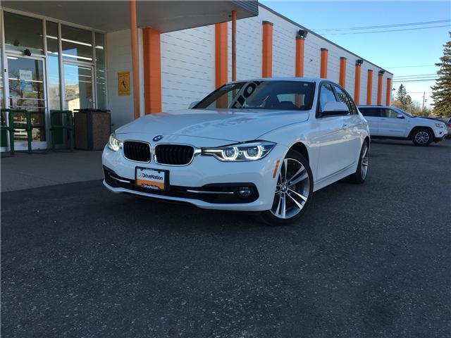 2018 BMW 330i xDrive (Stk: F131) in Saskatoon - Image 1 of 19
