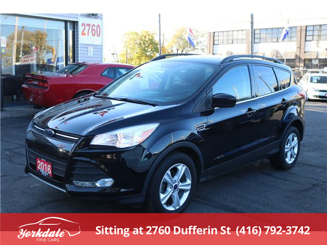 2016 Ford Escape SE (Stk: D2 9559) in North York - Image 1 of 25