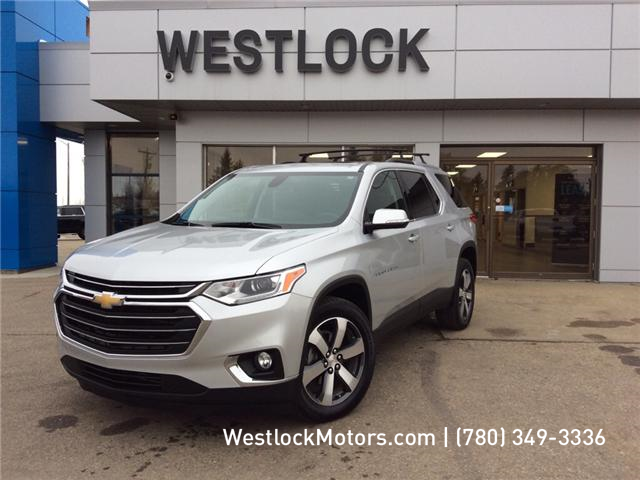 2018 Chevrolet Traverse 3LT (Stk: T1837) in Westlock - Image 1 of 30