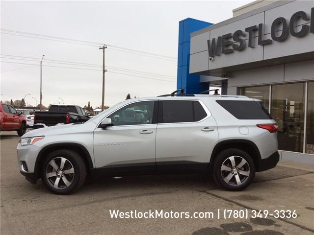 2018 Chevrolet Traverse 3LT (Stk: T1837) in Westlock - Image 2 of 30
