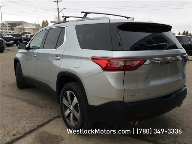 2018 Chevrolet Traverse 3LT (Stk: T1837) in Westlock - Image 3 of 30