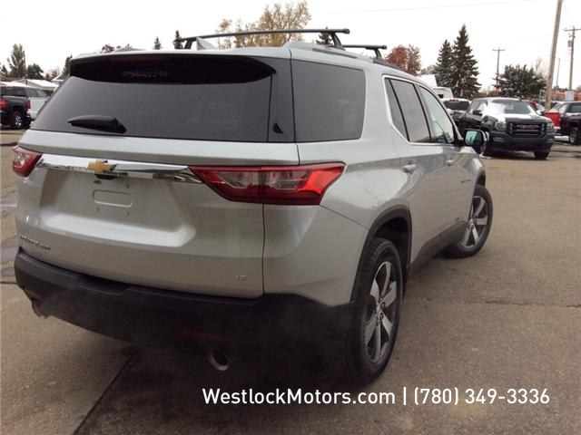 2018 Chevrolet Traverse 3LT (Stk: T1837) in Westlock - Image 8 of 30