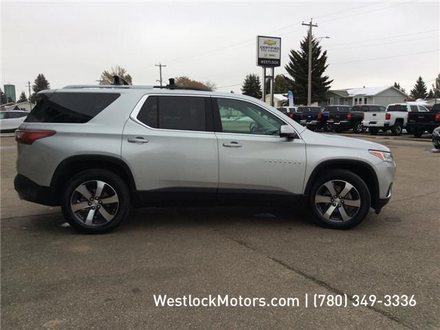 2018 Chevrolet Traverse 3LT (Stk: T1837) in Westlock - Image 9 of 30