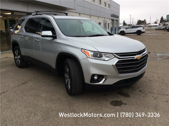 2018 Chevrolet Traverse 3LT (Stk: T1837) in Westlock - Image 10 of 30