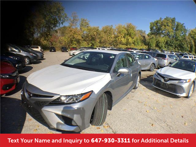 2019 Toyota Camry SE (Stk: K4133) in Mississauga - Image 1 of 19