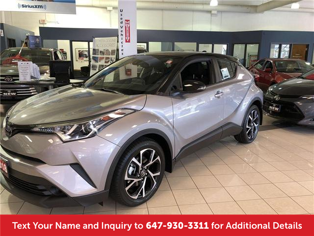2019 Toyota C-HR XLE (Stk: K7132) in Mississauga - Image 1 of 15