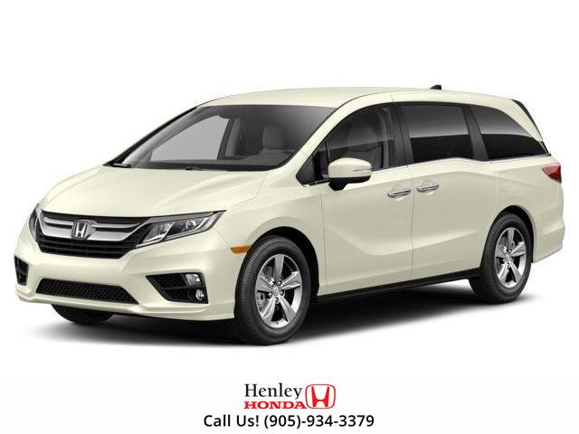 2019 Honda Odyssey EX (Stk: H17595) in St. Catharines - Image 1 of 9