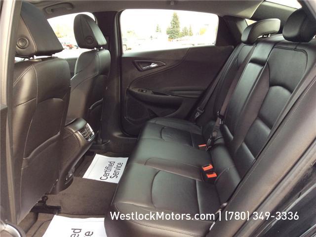 2018 Chevrolet Malibu LT (Stk: P1811) in Westlock - Image 11 of 27