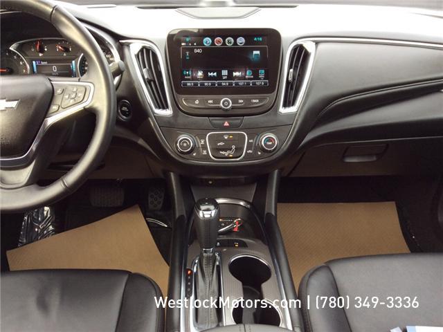 2018 Chevrolet Malibu LT (Stk: P1811) in Westlock - Image 13 of 27