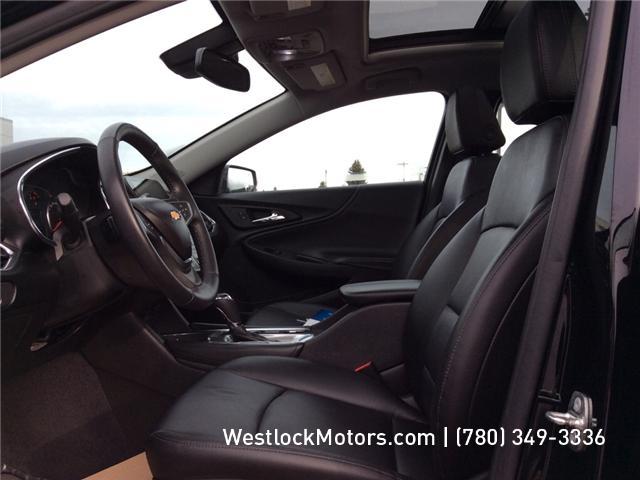 2018 Chevrolet Malibu LT (Stk: P1811) in Westlock - Image 17 of 27