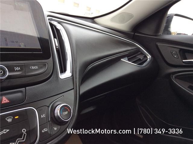 2018 Chevrolet Malibu LT (Stk: P1811) in Westlock - Image 27 of 27