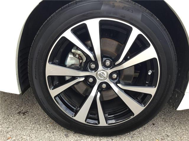 2018 Nissan Maxima SL (Stk: U1378) in Hamilton - Image 2 of 28