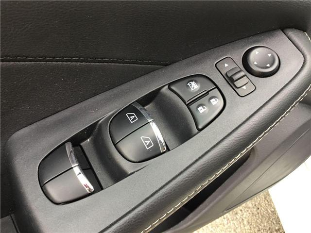 2018 Nissan Maxima SL (Stk: U1378) in Hamilton - Image 4 of 28