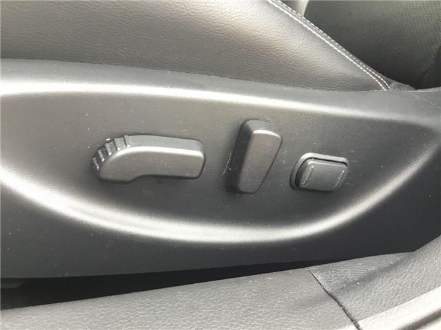 2018 Nissan Maxima SL (Stk: U1378) in Hamilton - Image 5 of 28