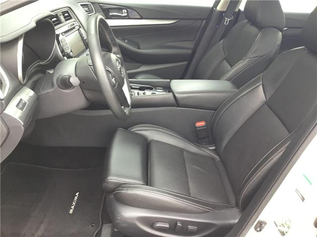 2018 Nissan Maxima SL (Stk: U1378) in Hamilton - Image 6 of 28