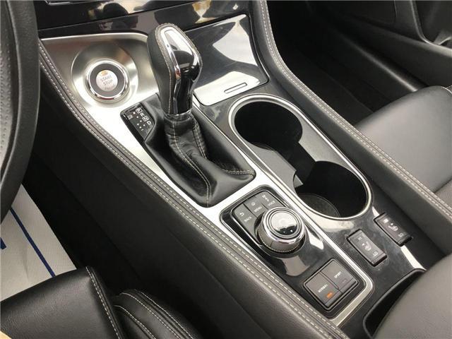2018 Nissan Maxima SL (Stk: U1378) in Hamilton - Image 16 of 28