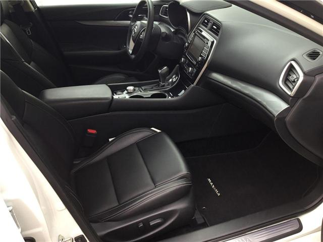2018 Nissan Maxima SL (Stk: U1378) in Hamilton - Image 18 of 28