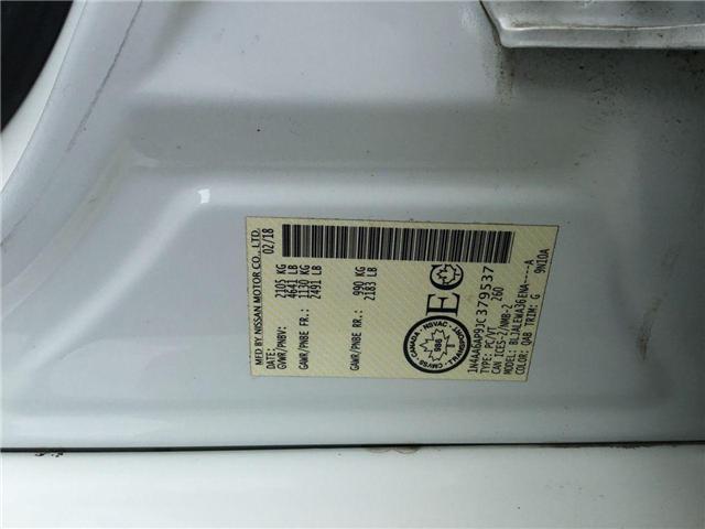 2018 Nissan Maxima SL (Stk: U1378) in Hamilton - Image 21 of 28