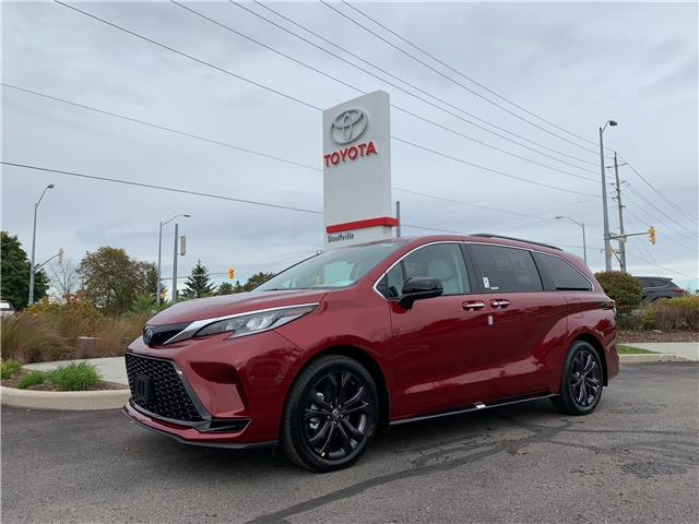 2022 Toyota Sienna XSE 7-Passenger (Stk: 220026) in Whitchurch-Stouffville - Image 1 of 26