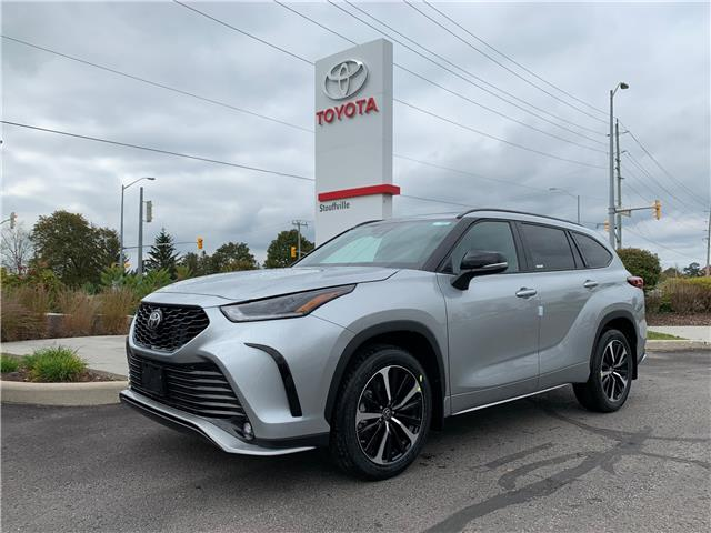 2021 Toyota Highlander XSE (Stk: 210997) in Whitchurch-Stouffville - Image 1 of 28