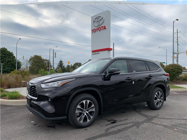 2021 Toyota Highlander XLE (Stk: 210977) in Whitchurch-Stouffville - Image 1 of 28