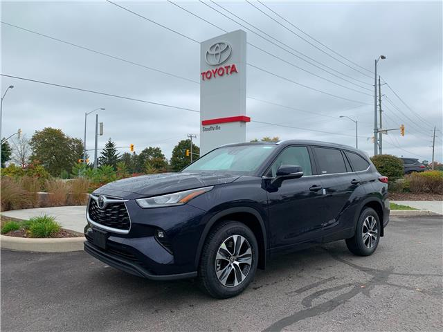 2021 Toyota Highlander XLE (Stk: 211002) in Whitchurch-Stouffville - Image 1 of 27