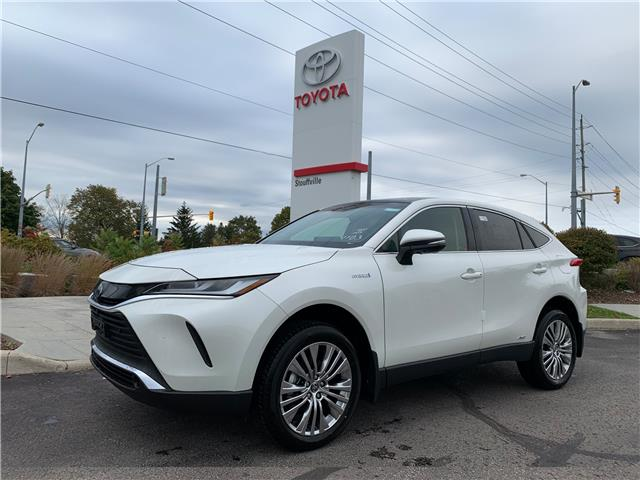 2021 Toyota Venza Limited (Stk: 211001) in Whitchurch-Stouffville - Image 1 of 28