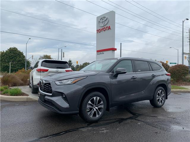 2021 Toyota Highlander XLE (Stk: 211023) in Whitchurch-Stouffville - Image 1 of 29