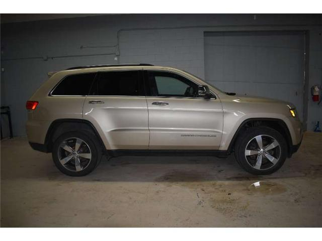 2015 Jeep Grand Cherokee LIMITED 4X4- NAV * HEATED SEATS * LEATHER (Stk: B2683) in Kingston - Image 1 of 30