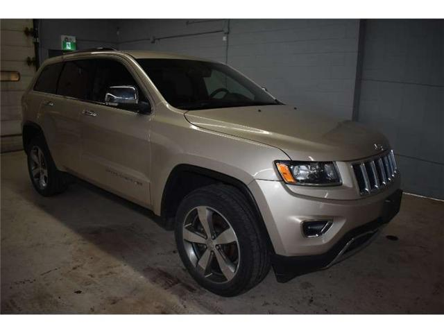 2015 Jeep Grand Cherokee LIMITED 4X4- NAV * HEATED SEATS * LEATHER (Stk: B2683) in Napanee - Image 2 of 30