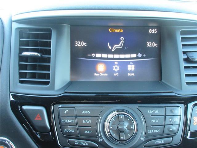 2018 Nissan Pathfinder SV Tech (Stk: 200) in Okotoks - Image 8 of 28