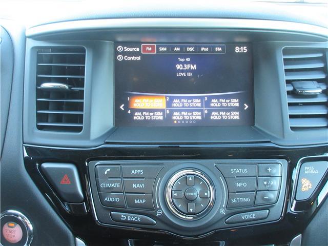 2018 Nissan Pathfinder SV Tech (Stk: 200) in Okotoks - Image 9 of 28