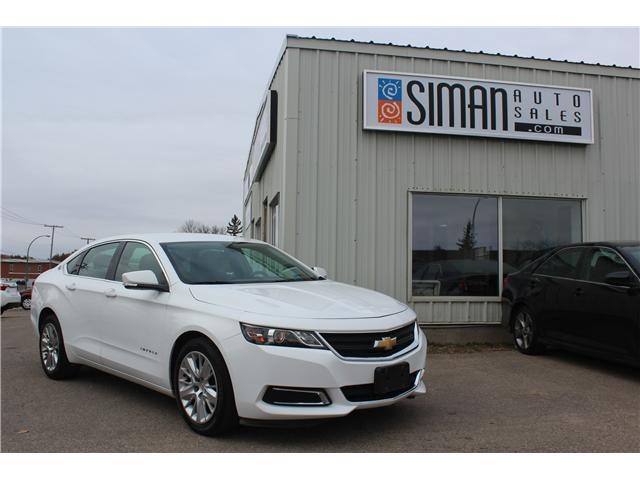 2014 Chevrolet Impala 1LS (Stk: CC2516) in Regina - Image 1 of 18