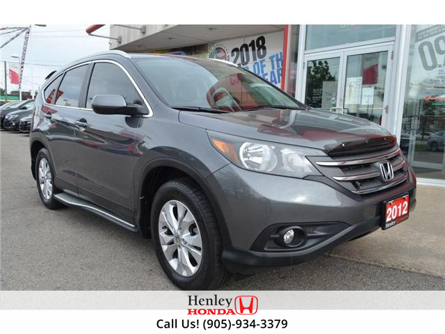 2012 Honda CR-V EX-L AWD LEATHER BACK UP CAMERA (Stk: H17180A) in St. Catharines - Image 2 of 27