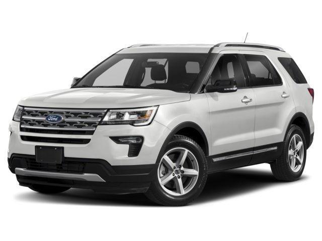 2018 Ford Explorer XLT (Stk: 1820290) in Ottawa - Image 1 of 9