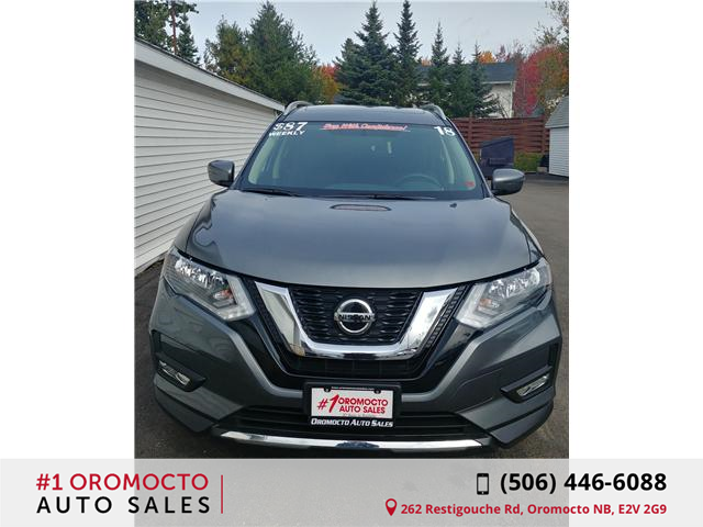 2018 Nissan Rogue SV (Stk: 717) in Oromocto - Image 2 of 12