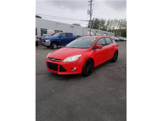 2012 Ford Focus SEL (Stk: p18-182) in Dartmouth - Image 1 of 13