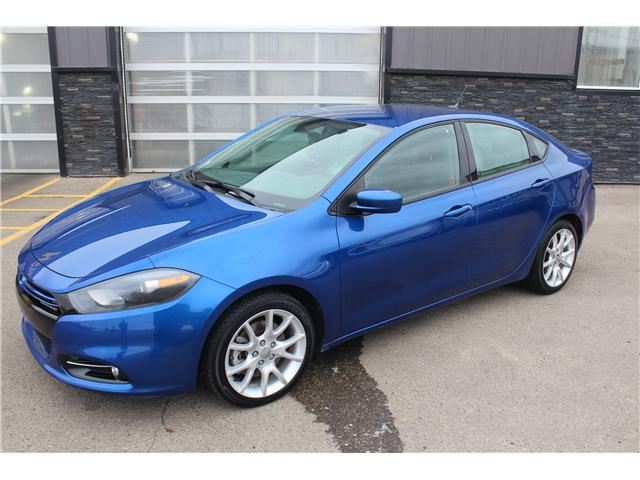 2013 Dodge Dart SXT/Rallye (Stk: CC2517) in Regina - Image 1 of 14
