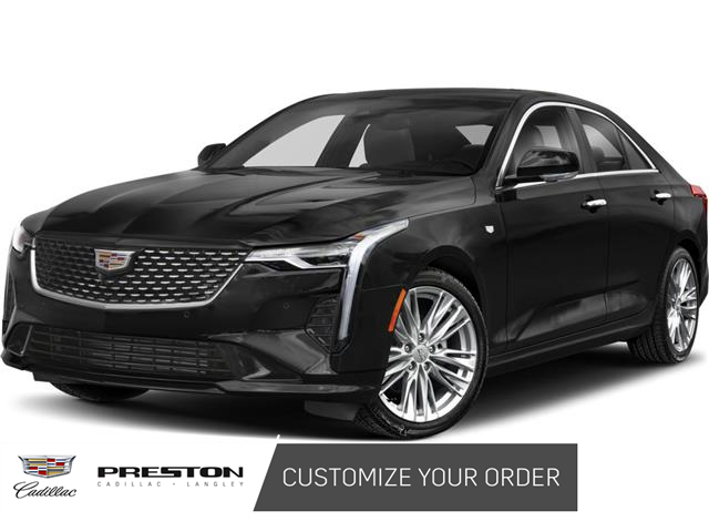 2021 Cadillac CT4 Sport (Stk: OO666) in Langley City - Image 1 of 8