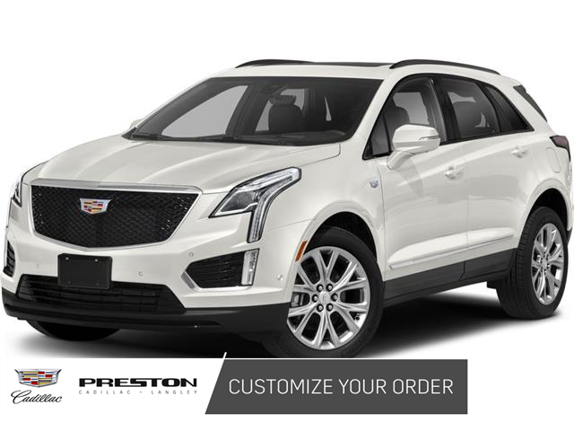 2021 Cadillac XT5 Sport (Stk: OO12) in Langley City - Image 1 of 6